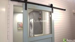 This Genius Laundry Room For 8 People Was Created For