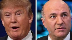 Why Kevin O'Leary Is No Donald