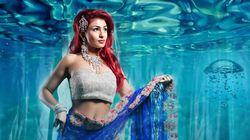 LOOK: Indian Brides As Disney