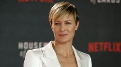 Robin Wright's Style Game Is