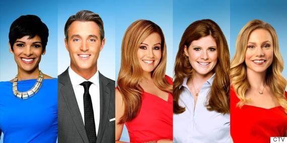 Ben Mulroney, Anne-Marie Mediwake To Head New CTV Morning