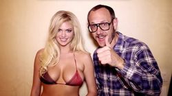 Kate Upton Didn't Want Terry Richardson To Release 'Cat Daddy'