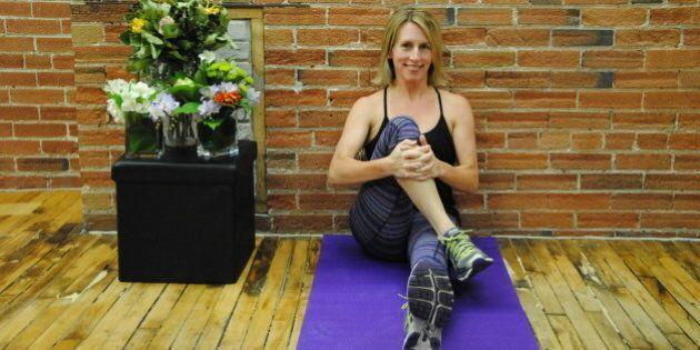 5 Stretches To Kickstart Your
