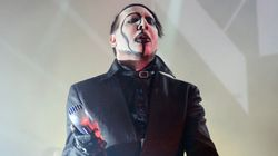 Marilyn Manson Punched At Denny's In Alberta: