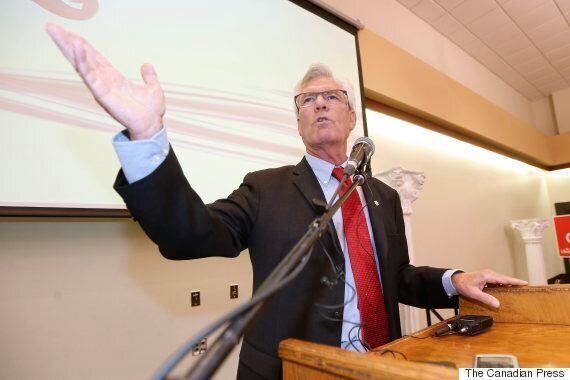 Jim Carr, Natural Resources Minister, Says Liberals Will Get Oil, Gas To