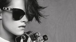 Kristen Stewart Plays Photojournalist For Chanel Eyewear