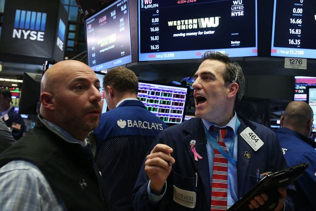 Down, Down, Down: TSX, Loonie Slide As U.S. Market Has Worst Start To Year