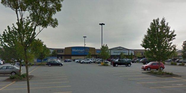 Walmart Queensborough New Westminster BC
