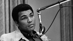 Muhammad Ali's Answer About Retirement Silenced The