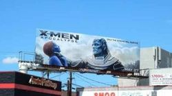 Fox Will Remove Violent 'X-Men' Billboards After