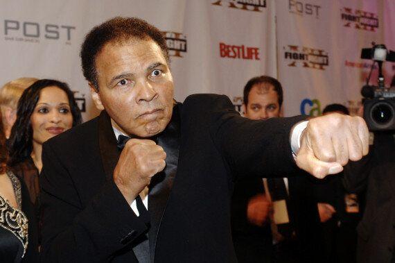 Muhammad Ali Dead At