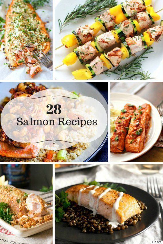 28 Easy And Delicious Salmon
