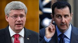 Harper Says Canada Will Bomb ISIS In Syria If Murderous Despot Asks Him