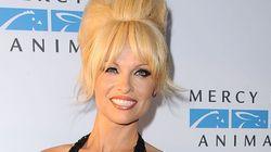 Pamela Anderson's Busty Wardrobe