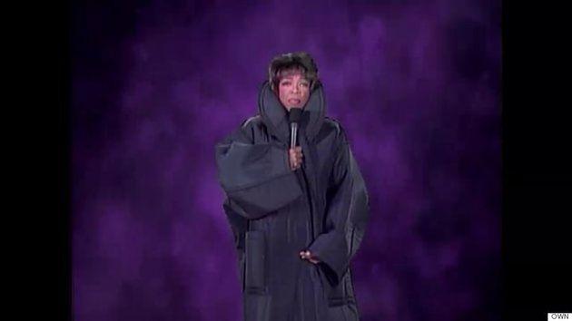 1994 'Oprah Winfrey Show' Clip Asks Famed Designers What We'd Wear In