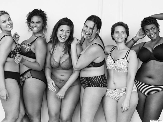 Lane Bryant's #ImNoAngel Campaign Wants To Show Beauty Comes In Every
