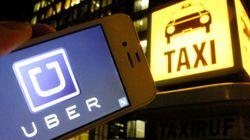 Cab Drivers Resort To Blocking Uber