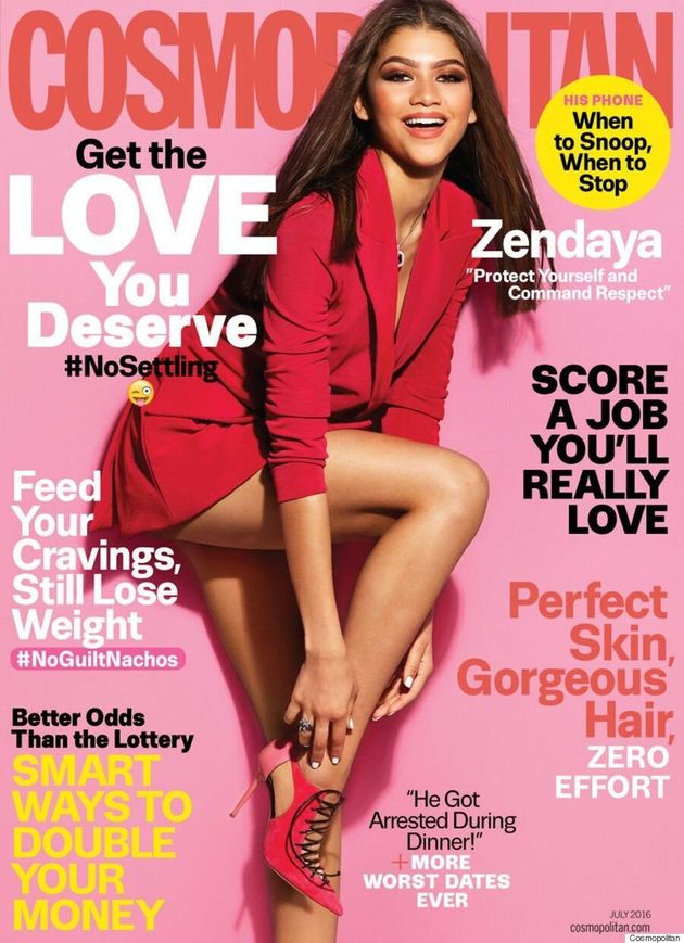 Zendaya Revealed She Dropped Her Publicist Following Racist