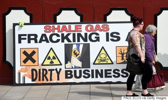 Fracking Can Cause Earthquakes, But How It Happens Is A Mystery: