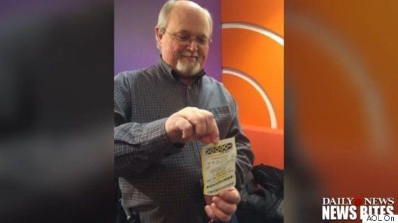 John And Lisa Robinson Of Tennessee Have Won Powerball