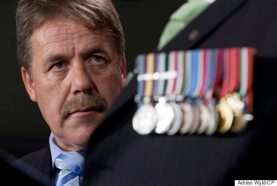 Peter Stoffer, Ex-NDP MP, Joins In Launch Of Veterans Legal Assistance