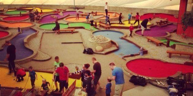 Edmonton's Fun Dome To Apologize After Angering Breastfeeding