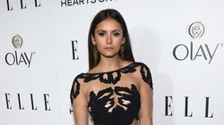 Nina Dobrev Proves That Skin Is
