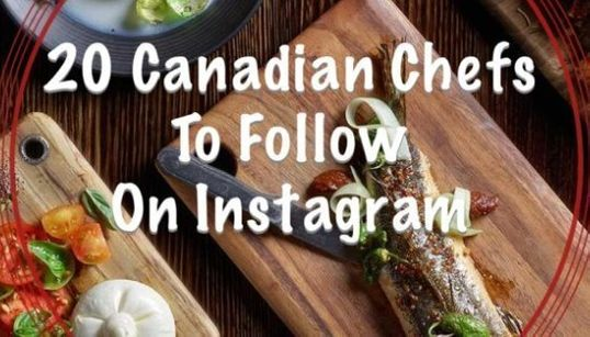 20 Chefs You'll Want To Follow On