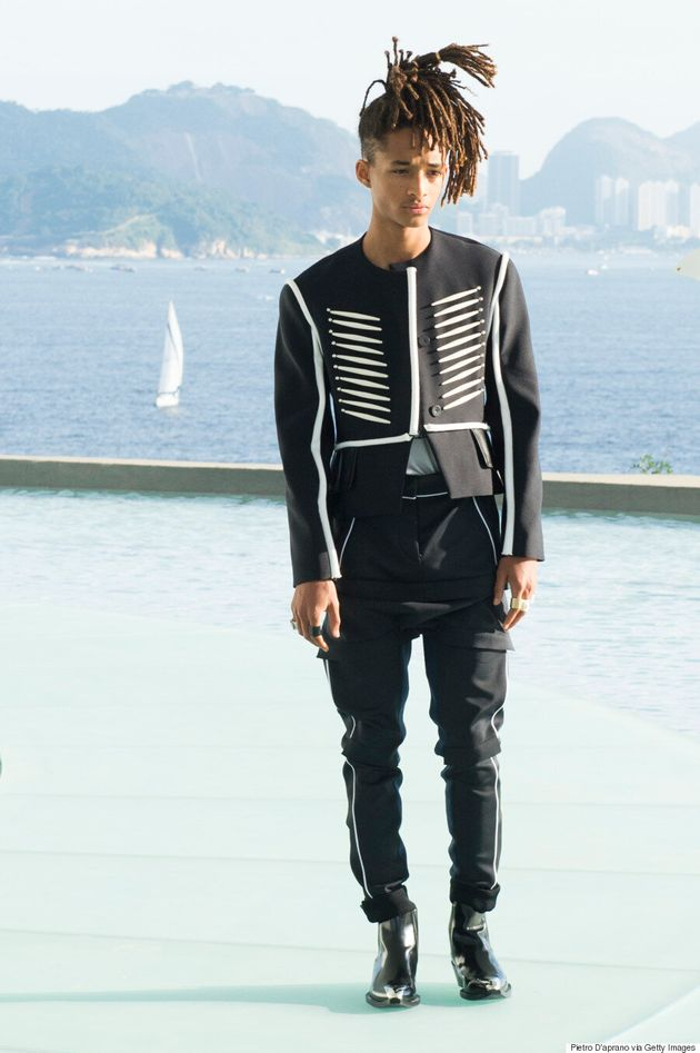 Best Dressed Of The Week: Jaden Smith, A$AP Rocky, Rihanna And