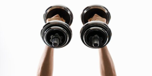 20-Minute Intense Weight Lifting Session Can Enhance Memory: