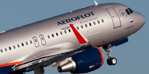 Aeroflot Cancels Flights To