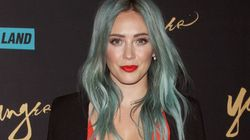 Hilary Duff Leaves Little To The Imagination In Racy