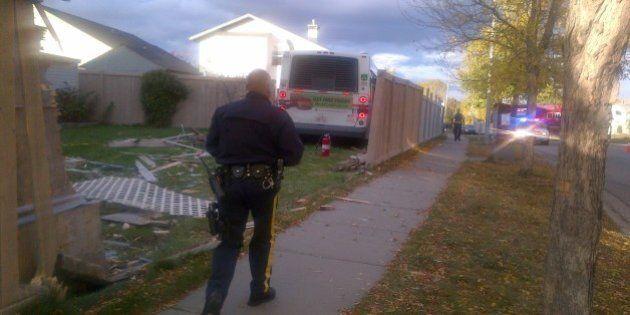 St. Albert Bus Crash Cause Still Being