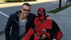 Ryan Reynolds Literally Stopping Traffic In Hometown Of