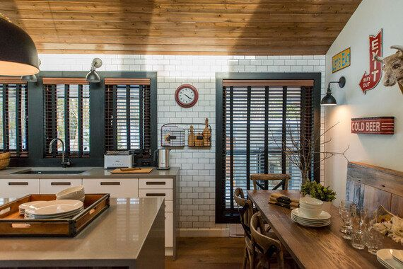 Is This The Ultimate Cottage Kitchen