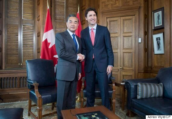 Trudeau Says He Shared 'Dissatisfaction' With China After Canadian Reporter