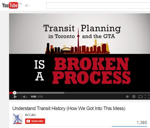 Politicians Should Leave Transit Planning to the