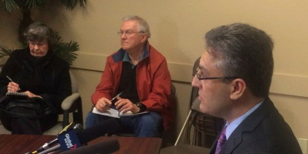 No Spyware On Saanich Mayor Richard Atwell's Computer: