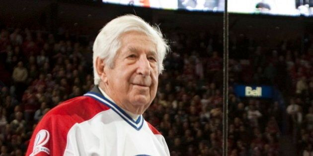 Elmer Lach, Montreal Canadiens Great, Dies At