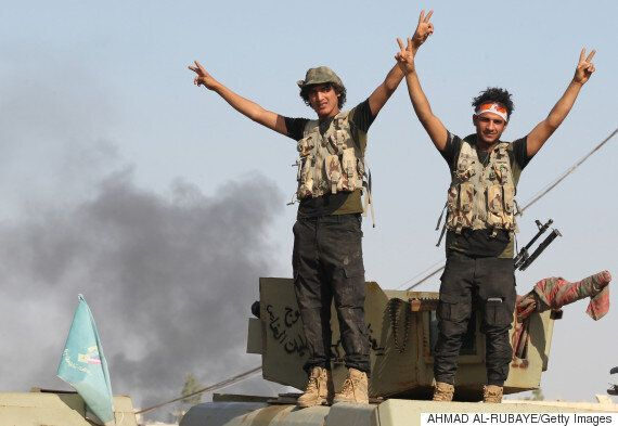 Brig.-Gen. Greg Smith, Canada's Top Soldier, Says Iraqi Army Is 'Crushing'