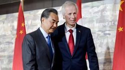 Dion Chastised For Silence As Chinese Minister Scolded