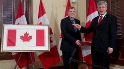 Harper Called Out Over Lack Of Party For Canadian