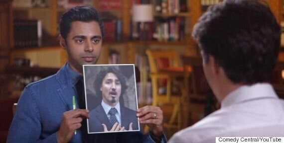 Justin Trudeau On His Infamous Goatee: 'I Look Like My Own Evil
