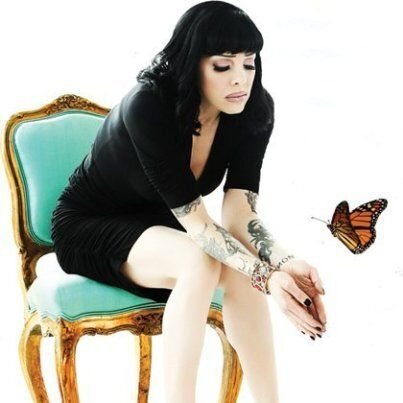 Bif Naked In The Raw: On Dreams, Dating, And
