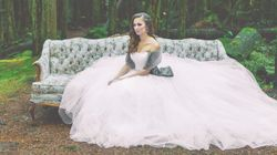 LOOK: Photographer Uses B.C. Coast To Create Dreamy Wedding