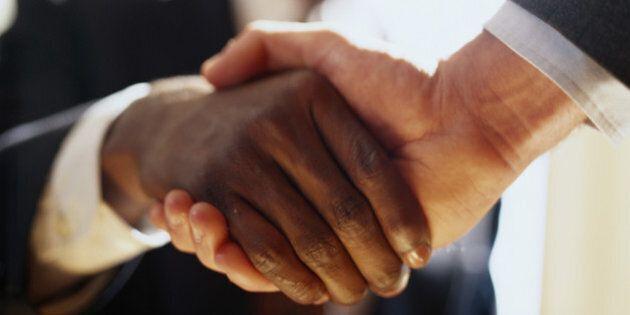 Handshake Between