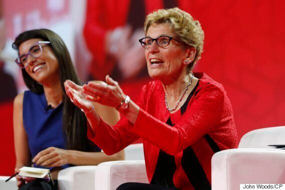 Ontario Liberals Outpace PCs, NDP In