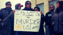Powerful Photos From Rallies Seeking Justice For Cindy