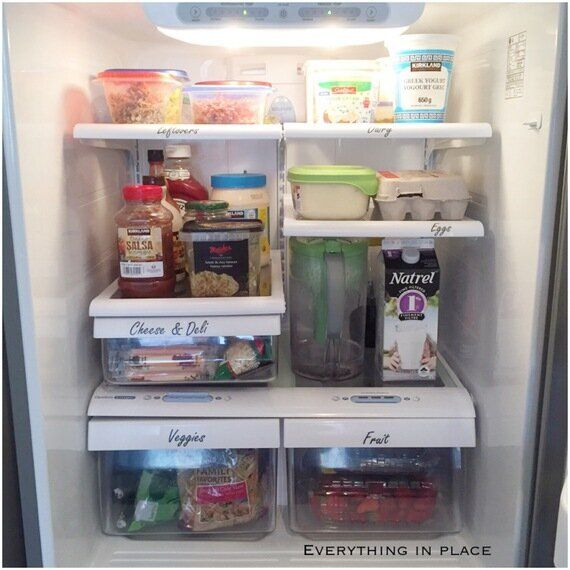 Why I Labelled My Fridge (And You Should