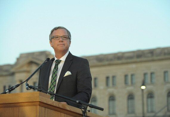 Saskatchewan Budget: Brad Wall Projects 'Manageable' $434-Million